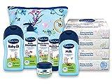 Bbchen Babypflege-Starterset 7-teiliges Pflegeset fr Neugeborene mit praktischer Tasche, 1er Pack (7 Produkte)